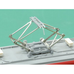 [鉄道模型]グリーンマックス (Nゲージ) 5813 PT43H パンタグラフ 2個入