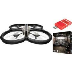 パロット AR Drone 2.0(エイアール・ドローン2.0)GPS エディション サンド 【PF721933】 【税込】 パロット [K PF721933エイアールドローンGPSエデイションサンド]【返品種別B】【送料無料】【RCP】