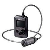HX-A500-H【税込】 パナソニック ウェアラブルカメラ「HX-A500」(グレー) [HXA500H]【返品種別A】【送料無料】【RCP】