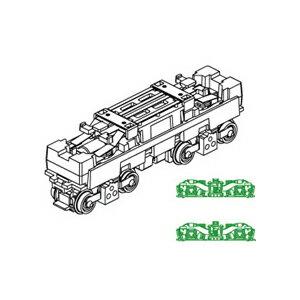 [鉄道模型]トミーテック (N) TM-ED01 鉄コレ電気機関車用動力ユニット(車輪径6mm) 【税込】 [トミーテック TM-ED01 デンキキカンシャヨウドウリョクユニット]【返品種別B】【RCP】