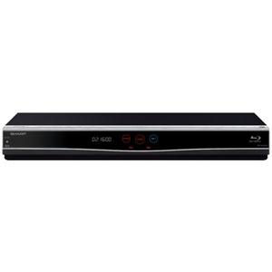 BD-W1600【税込】 シャープ 1TB HDD/2チューナー搭載ブルーレイレコーダー SHARP AQUOS アクオス [BDW1600]【返品種別A】【送料無料】【RCP】