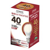 LDA7L-G/40A【税込】 日立 LED電球 一般電球形 485lm(電球色相当) HITACHI 広配光タイプ [LDA7LG40A]【返品種別A】【RCP】