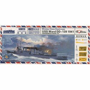 ミリタリー, その他 1700 USS DD-139 1941 FLYFH1106S