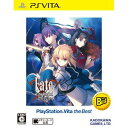 【PS Vita】Fate/stay night[Realta Nua]PlayStation Vita the Best 角川ゲームス [VLJM-65003フェイト]