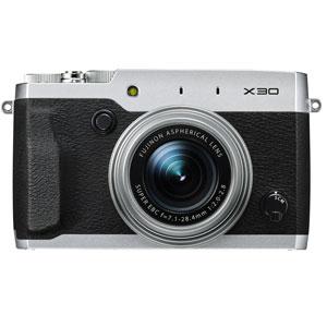 FX-X30S【税込】 富士フイルム デジタルカメラ「FUJIFILM X30」(シルバー) …