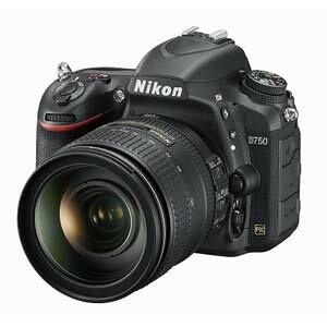 ニコンデジタル一眼レフカメラ D750 24-120VR レンズキット