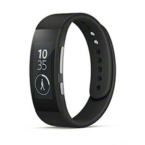 SWR30-B【税込】 ソニー Bluetooth3.0 リストバンド型活動量計 ブラック SONY SmartBand Tal k [SWR30B]【返品種別A】【送料無料】【RCP】