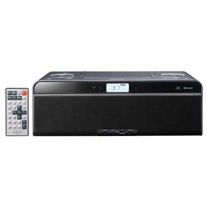 CLX-50-B ケンウッド Bluetooth機能搭載USB対応CDラジオ(アーバンブラック) KENWOOD [CLX50B]