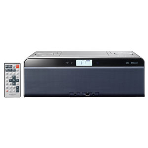 CLX-50-L ケンウッド Bluetooth機能搭載USB対応CDラジオ(スレートブルー) KENWOOD [CLX50L]