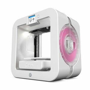 CUBE-3W【税込】 3D SYSTEMS 3Dプリンター Cube 3(ホワイト) [CUBE3W]【返品種別A】【送料無料】【RCP】