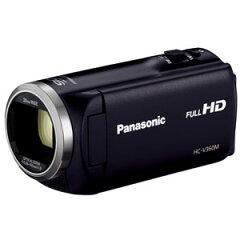 HC-V360M-K【税込】 パナソニック デジタルハイビジョンビデオカメラ「HC-V360M…