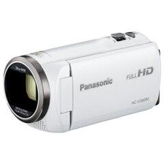 HC-V360M-W【税込】 パナソニック デジタルハイビジョンビデオカメラ「HC-V360M…