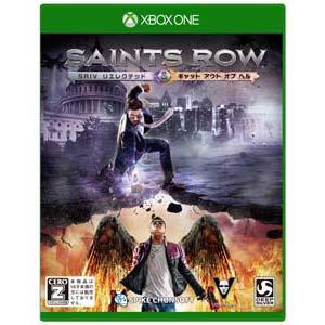 【Xbox One】セインツロウ IV リエレクテッド 【税込】 スパイク・チュンソフト [KF3-00001セインツロウ]【返品種別B】【送料無料】【RCP】