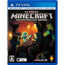 【PS Vita】Minecraft: PlayStation(R)Vita Edition ソニー・コンピュータエンタテインメント [VCJS10010 PSVマインクラフト]