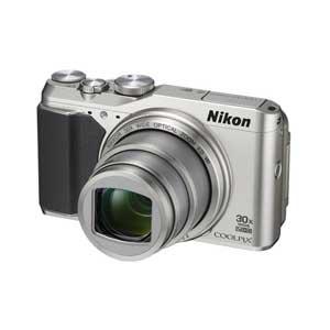 S9900SL【税込】 ニコン デジタルカメラ「S9900」(シルバー) ニコン COOLPI…