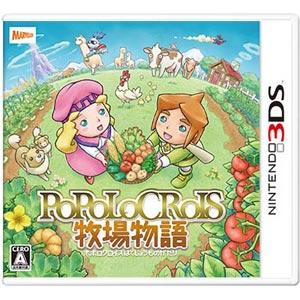 【特典付】【3DS】ポポロクロイス牧場物語 【税込】 マーベラス [CTR-P-BPPJ]【返品種別B】【送料無料】【RCP】
