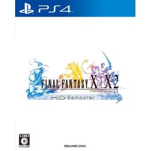 【PS4】FINAL FANTASY X/X-2 HD Remaster 【税込】 スクウェア…