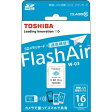 SD-WE016G【税込】 東芝 無線LAN搭載SDHCメモリカード 16GB Class10 Flash Air [SDWE016G]【返品種別A】【送料無料】【RCP】