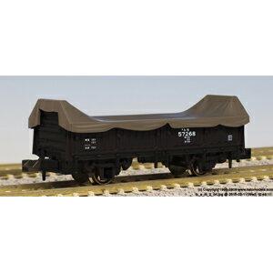 [鉄道模型]カトー KATO (Nゲージ) 8068 トラ55000 積荷カバー付(2両入) 【税込】 [カトー 8068 トラ55000]【返品種別B】【RCP】