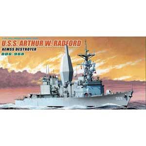 ミリタリー, 駆逐艦 1700 AEMS W DDG-968DR7031