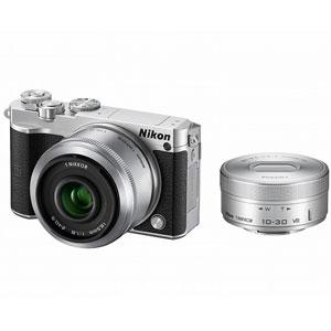 ニコン Nikon1 J5 ダブルレンズキット