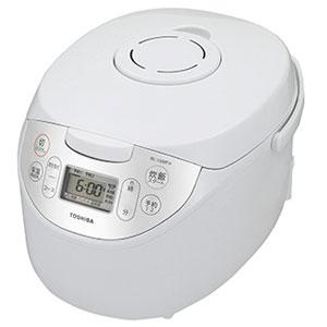 RC-10MFH-W 東芝 マイコンジャー炊飯器(5.5合炊き) ホワイト TOSHIBA マイコン保温釜