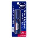 ニベアメン リップケア モイスト ローズメントールの香り 3.5g 花王 ニベアメンリツプRメントルN