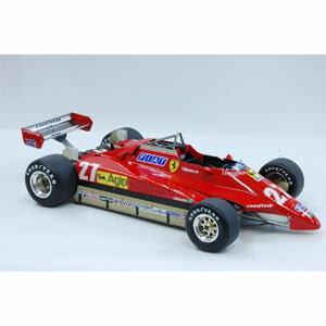 1/12 フルディティールキット Ferrari 126C2 Ver.D ベルギーGP【K436】 モデルファクトリーヒロ [HIRO K436 Ferrari 126C2 Ver.D]【返品種別B】【送料無料】