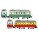 [鉄道模型]バンダイ Bトレインショーティー 京阪電車600形 標準色+特急色