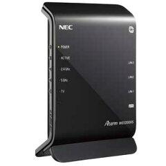 PA-WG1200HS【税込】 NEC 11ac対応 無線LANルータ 親機(867+300M…