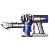 HH08MH【税込】 ダイソン サイクロン式 ハンディクリーナー(ニッケル/ブルー) 【掃除機】dyson V6 Trigger [HH08MH]【返品種別A】【送料無料】【RCP】