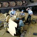 1/35 独 Flak38四連装対空砲員4体 1944年6月 シャツスタイル【FN35097】 ニムロッド