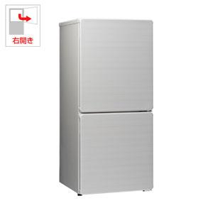 UR-F110H-W【税込】 ユーイング 110L 2ドア冷蔵庫(スターリングホワイト)【右開…
