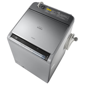 BW-D11XWV-S【税込】 日立 11.0kg 洗濯乾燥機 シルバー HITACHI ビー…