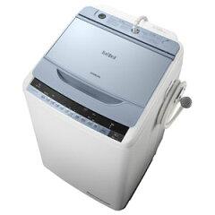 BW-7WV-A【税込】 日立 7.0kg 全自動洗濯機 ブルー HITACHI ビートウォッシュ [BW7WVA]【返品種別A】【oogata1129】【送料無料】【RCP】