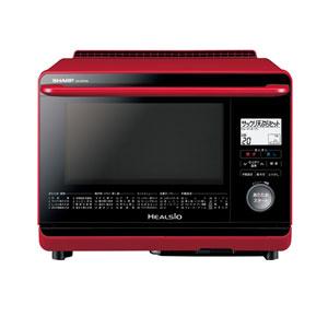 AX-MP200-R シャープ スチームオーブンレンジ 26L レッド系 SHARP ウォーターオーブン ヘルシオ [AXMP200R]【返品種別A】【送料無料】