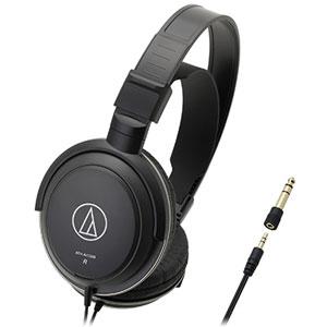 ATH-AVC200 オーディオテクニカ ダイナミック密閉型ヘッドホン audio-technica