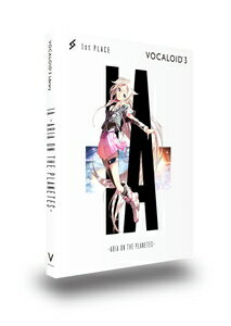IA -ARIA ON THE PLANETES- 1st PLACE VOCALOID3 Library画像