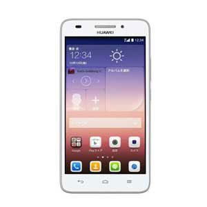 G620S-L02/W【税込】 Huawei SIMフリースマートフォン Ascend G620S(ホワイト)(LTE対応) [EB064G620SL02W]【返品種別B】【送料無料】【RCP】