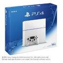 PlayStation 4 本体(グレイシャー・ホワイト)プレイステーション4 【お一人様一台…