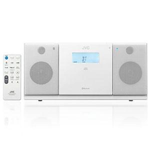 NX-PB30-W JVC Bluetooth機能搭載USB対応CDラジオ(ホワイト) JVC