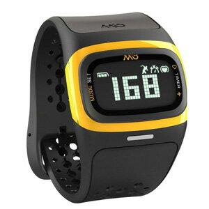 MIO-BT-000006 フォーカルポイント ウェアラブル心拍計付き腕時計(イエロー) FOCAL POIN...
