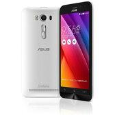 ZE500KL-WH16【税込】 エイスース SIMフリースマートフォン ZenFone 2 Laser(Qualcomm Snapdragon 410/メモリ 2GB)16GB ホワイト [ZE500KLWH16]【返品種別B】【送料無料】【RCP】