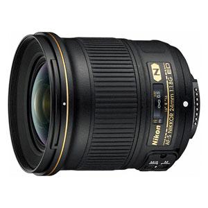 ニコン AF-S NIKKOR 24mm f/1.8G ED
