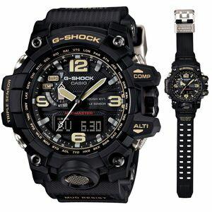 腕時計, メンズ腕時計 GWG-1000-1AJF G-SHOCK() MUDMASTER MULTI BAND6 G GWG10001AJFA