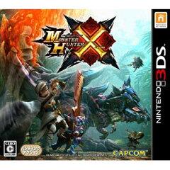 【3DS】モンスターハンタークロス 【税込】 カプコン [CTR-P-BXXJ]【返品種別B】…