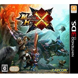 【封入特典付】【3DS】モンスターハンタークロス 【税込】 カプコン [CTR-P-BXXJ]…