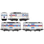 [鉄道模型]バンダイ Bトレインショーティー カシオペアCセット カヤ27+スロネE27-400+スロネE27-0・200・300