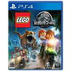 【PS4】LEGO(R)ジュラシック・ワールド ワーナーエンターテイメントジャパン [PLJM80090レゴジュラシック]【返品種別B】