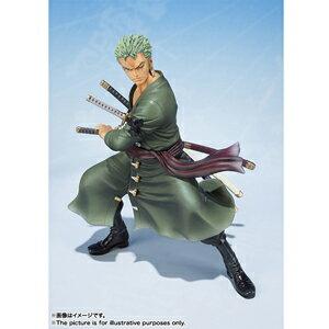 フィギュアーツZERO ロロノア・ゾロ -5th Anniversary Edition-(ワ…